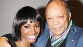 Quincy Jones at 'Motown' — Saycon Sengbloh — Quincy Jones