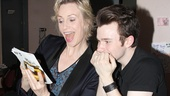 Annie Jane Lynch Opening- Jane Lynch- Chris Colfer