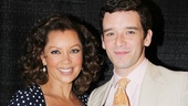 2013 Drama League Awards Luncheon — Vanessa Williams — Michael Urie