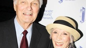 2013 Theatre World Awards — Alan Alda — Patricia Elliott