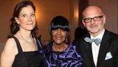 2013 Tony Awards Winner's Circle – Hallie Foote — Cicely Tyson — Michael Wilson