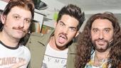 Rock of Ages - Adam Lambert Visit – Genson Blimline – Adam Lambert – Adam Dannheisser
