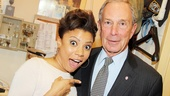 Vanya and Sonia and Masha and Spike-Shalita Grant- Mayor Michael Bloomberg-