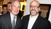 Vanya and Sonia and Masha and Spike- Mayor Michael Bloomberg- Larry Hirschhorn