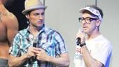 Broadway Bares 2013 — Max von Essen — Alan Cumming