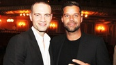 Forever Tango- Jordan Roth- Ricky Martin