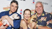 Broadway Barks 2013 — Robert Cuccioli — Isabel Keating — Michael Mulheren