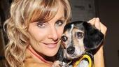 Broadway Barks 2013 — Judy McLane