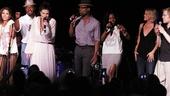 A Broader Way – Karaoke Benefit – Daphne Rubin-Vega – Taye Diggs – Idina Menzel – Billy Porter – Adrienne Warren – Jenn Colella – Anthony Rapp