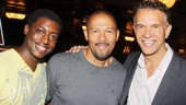 'Motown' Actors Fund — Timothy Ware — Eugene Barry-Hill — Brian Stokes Mitchell