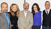The Snow Geese – Meet & Greet – Danny Burstein – Victoria Clark – Daniel Sullivan – Mary-Louise Parker – Sharr White