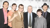 The Landing – Opening Night – Paul Anthony Stewart – Julia Murney – Greg Pierce – John Kander – Frankie Seratch – David Hyde Pierce