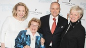 Becoming Dr. Ruth – Opening Night – Debra Jo Rupp – Dr. Ruth Westheimer – Ray Kelly – Veronica Kelly