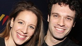 After Midnight opening night – Jessie Mueller – Jake Epstein