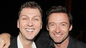 Look who came out to support After Midnight director Warren Carlyle! Hugh Jackman and Carlyle collaborated on the superstar's smash hit Back on Broadway concert in 2011.