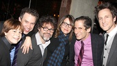Disaster! – Opening Night – Jonah Verdon – James Wesley – Jeff Richmond – Tina Fey – Seth Rudetsky – Jack Plotnick