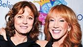 Only Make Believe Gala - 2013 – Susan Sarandon – Kathy Griffin
