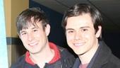 Frozen – Newsies Screening – Friend Lauren – Friend Nimmy – Tommy Martinez