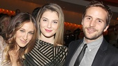 The Commons of Pensacola Opening Night – Sarah Jessica Parker – Zoe Levin – Michael Stahl-David