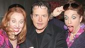 Michael J. Fox Visits Kinky Boots – Tory Ross – Michael J. Fox – Ellyn Marie Marsh