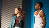 The Loneliness of the Long Distance Runner - Show Photos - Joshua E. Nelson - Sydney Sainté - Jasmine Cephas Jones - Sheldon Best