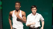 The Loneliness of the Long Distance Runner - Show Photos - Sheldon Best - Raviv Ullman
