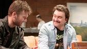 Brandon Scott Hughes as Phil & Kirk Gostkowski as Eddie Hurlyburly