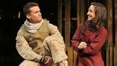 Armando Riesco as Elliot & Annapurna Sriram as Shar  in The Happiest Song Plays Last