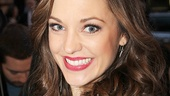 The Threepenny Opera star Laura Osnes.
