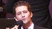 New York Pops Gala - Honoring Marc Shaiman and Scott Wittman - OP - 4/14 - Matthew Morrison