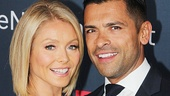 The Normal Heart – Movie Premiere – OP – 5/14 - Kelly Ripa - Mark Consuelos