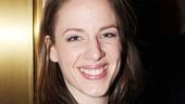 Tony-nominated Beautiful star Jessie Mueller.