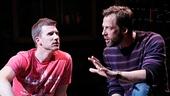 Matt Dickson as Lucas & Ken Barnett as Dennis in Too Much Sun