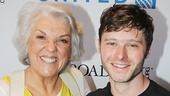 Tyne Daly and Bobby Steggert of Mothers and Sons stop by.