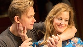 Billy Magnussen as Ethan  & Anna Gunn as Olivia in Sex With Strangers