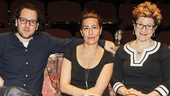 Fun Home - Meet the Press - 3/15 - Sam Gold - Jeanine Tesori - Lisa Kron