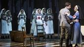Doctor Zhivago - Show Photos - 4/15 - Tam Mutu - Kelli Barrett