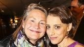 Fun Home - Sardi's - 6/15 - Cherry Jones - Judy Kuhn