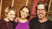Fun Home - Sardi's - 6/15 - Celia Keenan Bolger - Judy Kuhn - Rick Holmes