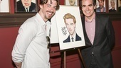 Something Rotten! - Sardi's - 8/15 - Brian d'Arcy James - Christian Borle