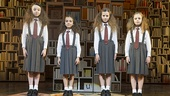 Matilda - SHow Photos - 8/15 - Rileigh McDonald, Mattea Conforti, Alexandra Vlachos and Mimi Ryder