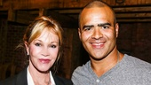 Melanie Griffith - Christopher Jackson