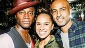 Hedwig and the Angry Inch - Taye Diggs - closing - 9/15 - Olu Evans - Misty Copeland