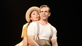 Show Photos - Bright Star - 12/15 - Carmen Cusack - Paul Alexander Nolan
