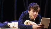 Timothee Chalamet as Jim Quinn in Prodigal Son.
