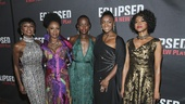Eclipsed - Opening - 3/16 - GETTY - Zainab Jah - Akosua Busia - Lupita Nyong'o - Saycon Sengbloh - Pascale Armand