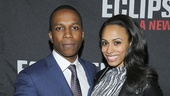 Eclipsed - Opening - 3/16 - GETTY - Leslie Odom, Jr. - Nicolette Robinson