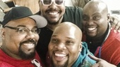 HS - 3/16 - James Monroe Iglehart – Trevor Dion Nicholas – Major Attaway – Michael James Scott