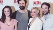 HS - 4/16 - Heather Lind - Charlie Cox - Geneva Carr - Morgan Spector