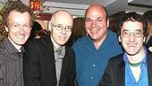 Drama Desk Cocktail Party 2006 - Bob Martin - Greg Morrison - Casey Nicholaw - Don McKellar